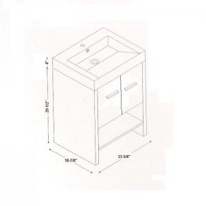 DESSIN A LA LIGNE V235-2P