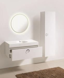 Relax V36 +miroir Rond