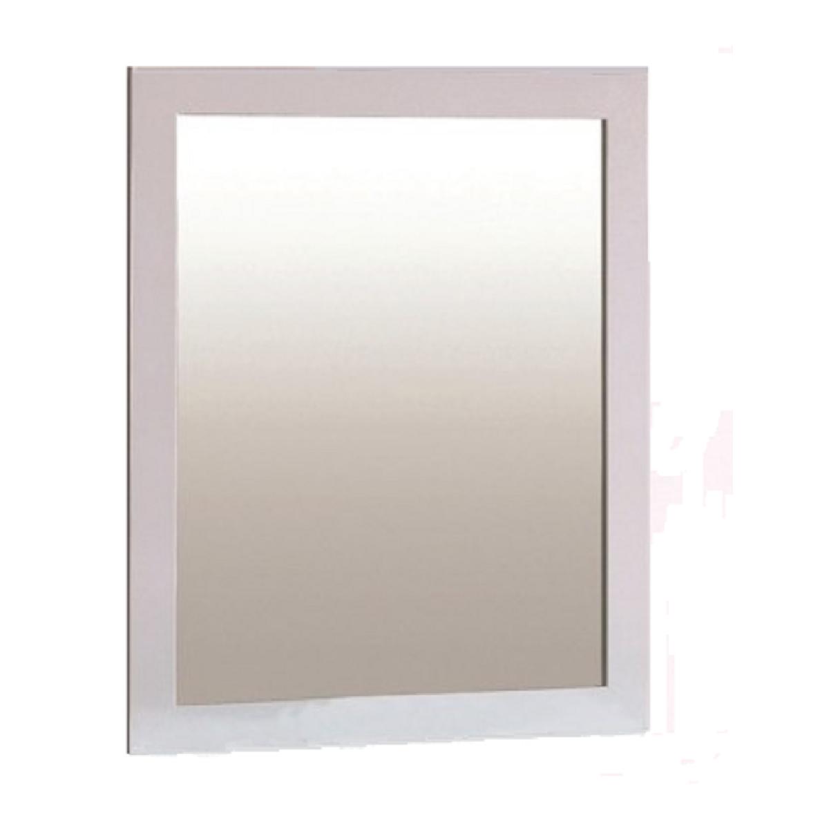Mirabel 3240 mr miroir blanc for Monsieur du miroir